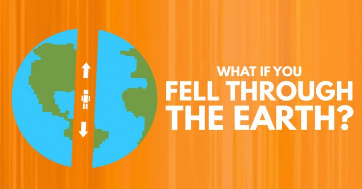How Long Would it Take for You to Fall Through the Earth?