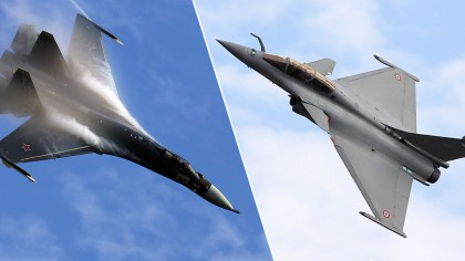 7 of the Deadliest Fighter Jets Still in Active Service