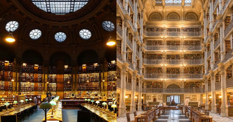 16 Incredible Libraries From Around the World