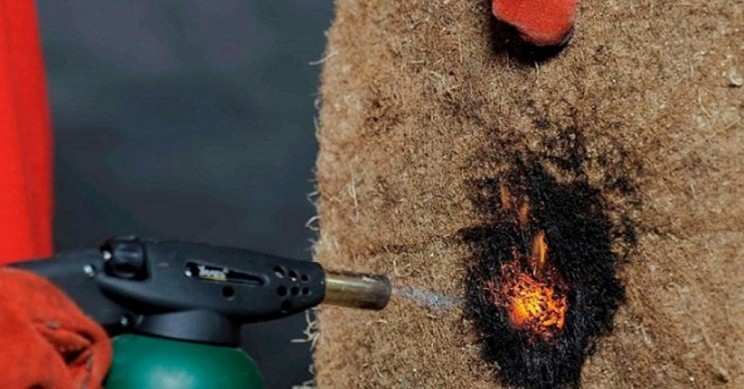 This Company Creates Insulation Material that Resists Fire Up to One Hour