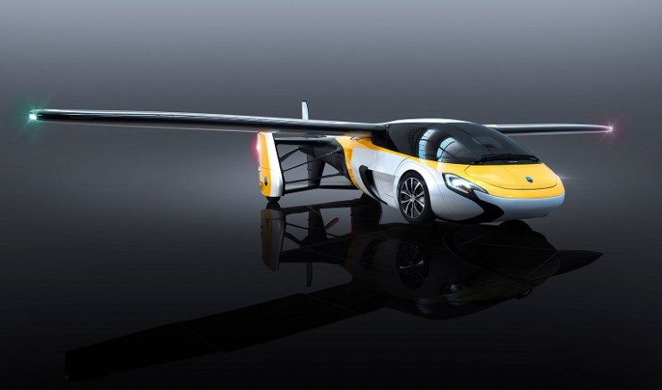flying car projects Aeromobil