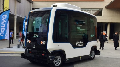 Paving The Way for Public Autonomous Mobility
