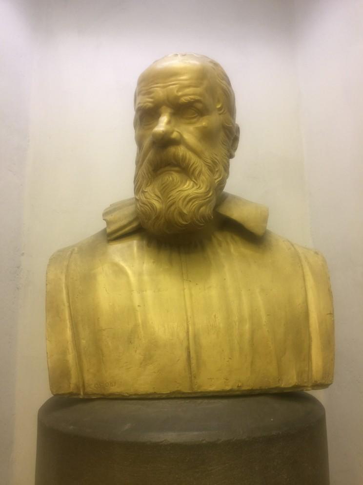 Galileo Galilei ©susanfourtane