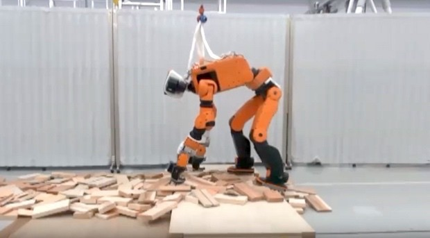 This Humanoid Disaster Response Robot Is Designed to Save Lives