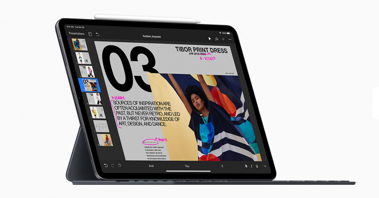 The New iPad Pro Announced Today Will Push Speed and Screen Boundaries Like Never Before