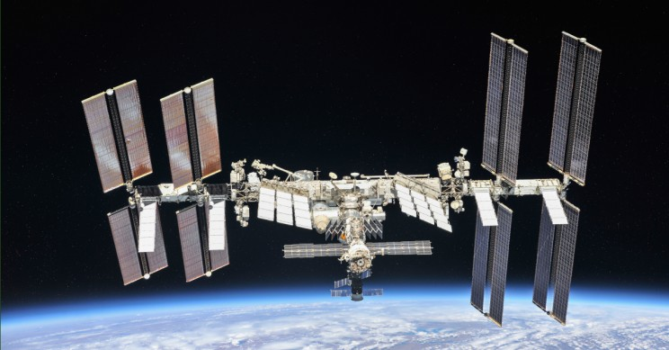 The ISS Is Crawling with the Same Bacteria as Your Gym