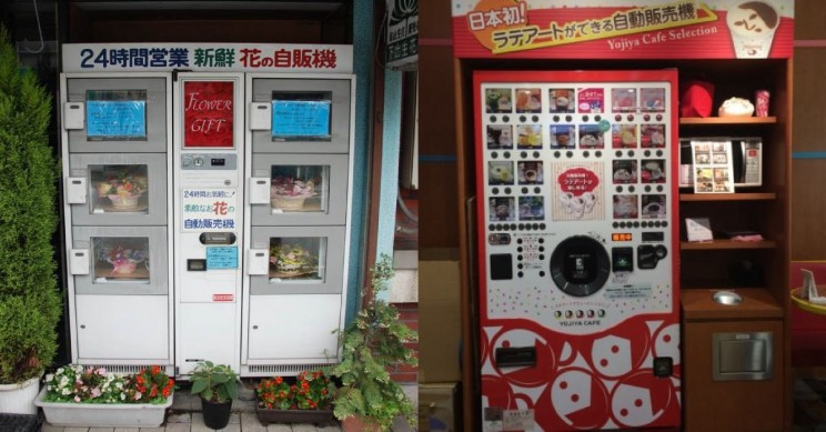 17 Interesting Vending Machines in Japan You'll Be Surprised