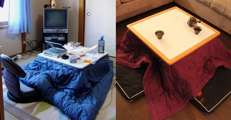 Japanese Invention Solves Winter Cold In Ingenious Way