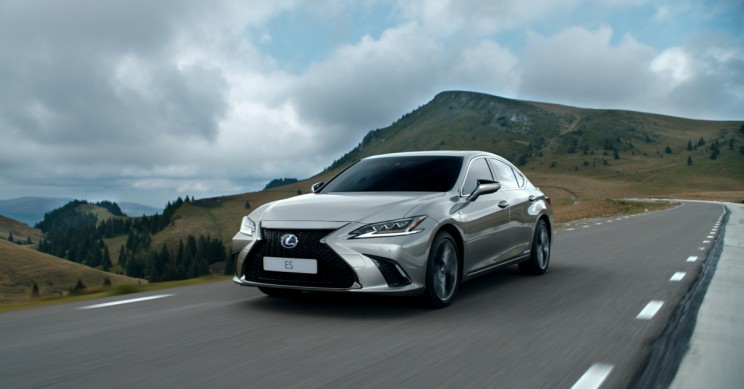 Lexus to Unveil Ad Featuring AI Scriptwriter and Oscar-Winning Director