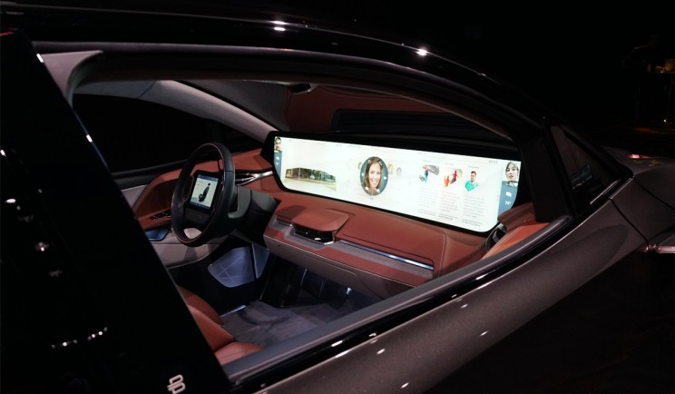Byton Challenges Tesla's EV Dominance With the M-Byte