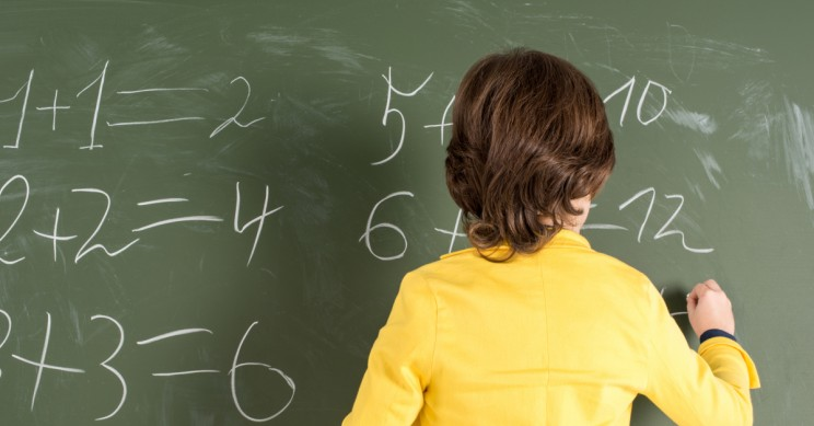 Being Confident as a Child Might Have Made You Better at Math