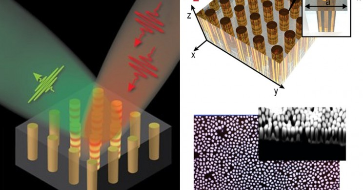 Scientists Devise New Metamaterial Which Harnesses Light Power More Effectively