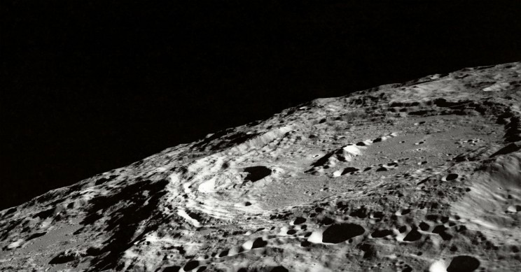 NASA Shows How Water Could be Made on The Moon