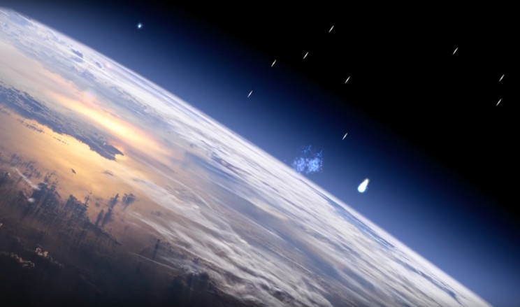 NASA Confirms Superstar Eta Carinae Shoots Cosmic Rays to Earth