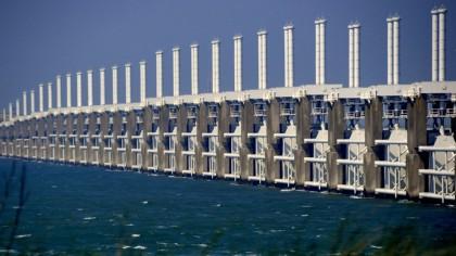 The Netherland's Billion Dollar Sea Wall