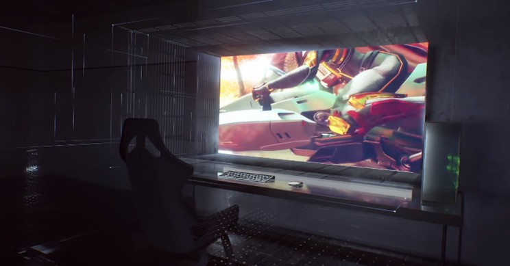 NVIDIA Wows with Launch of 65-Inch 4K 'Big Format Gaming Displays' with G-SYNC