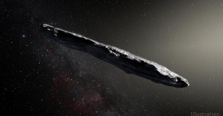 Scientist Claim to Discover Secret to an Interstellar Object's Acceleration and It Could Be Alien