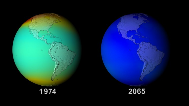 What is Happening to Our Threatened Ozone Layer?