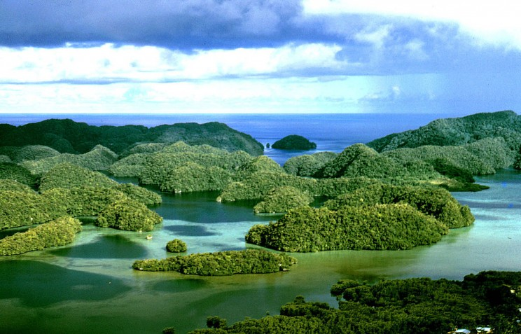smallest countries Palau