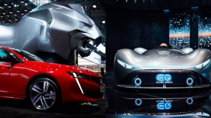 15+ Best Cars From Paris Motor Show that We Can't Wait to Drive
