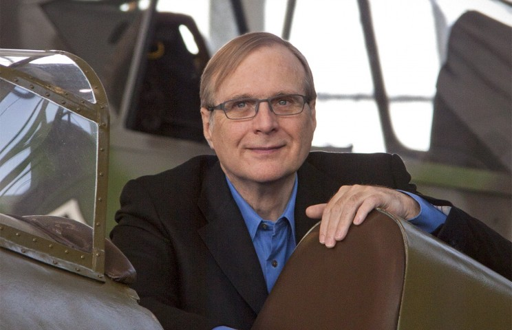 Microsoft co-Founder, Paul Allen Dies at Age 65