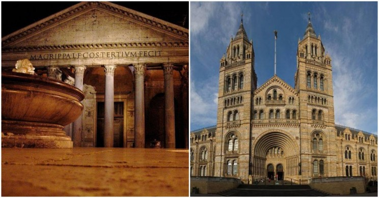21 Famous Buildings and Monuments Influenced by Roman Architecture