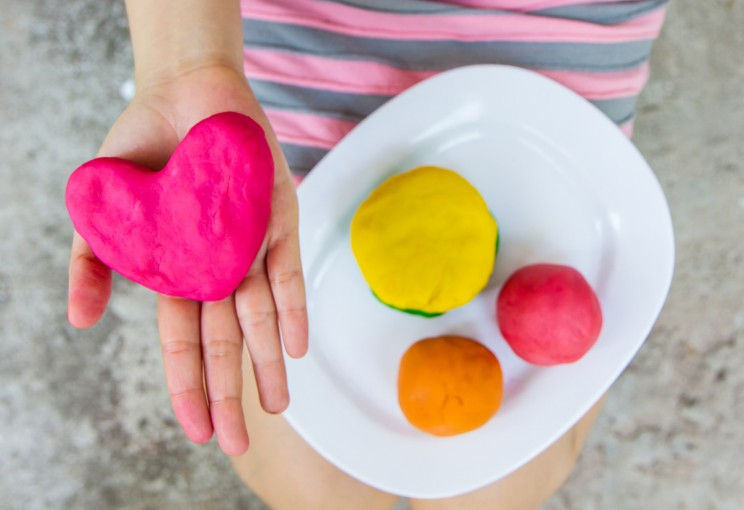accidental scientific discoveries play doh