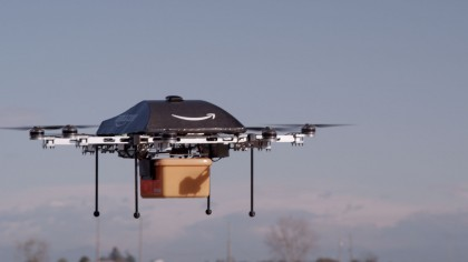 Drones for Search-And-Rescue, Delivery Services Take-off