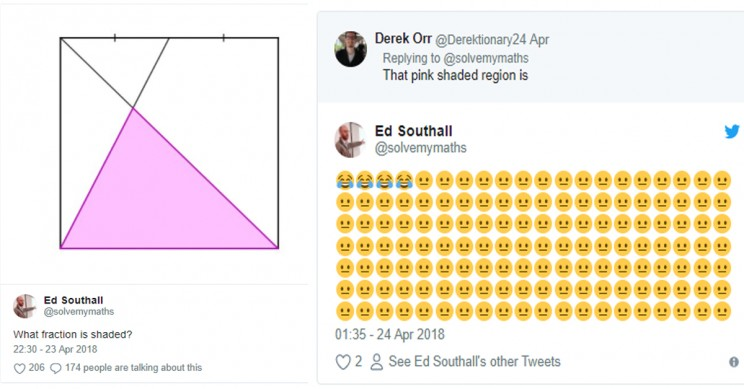 UK Mathematician Teases Internet With Tricky Math Problem