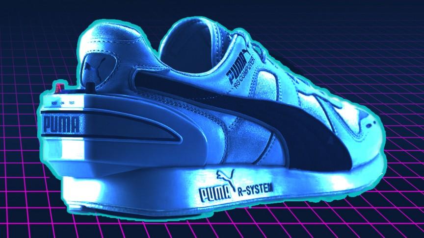 Puma Re- Releases its 'Nerdiest Shoe