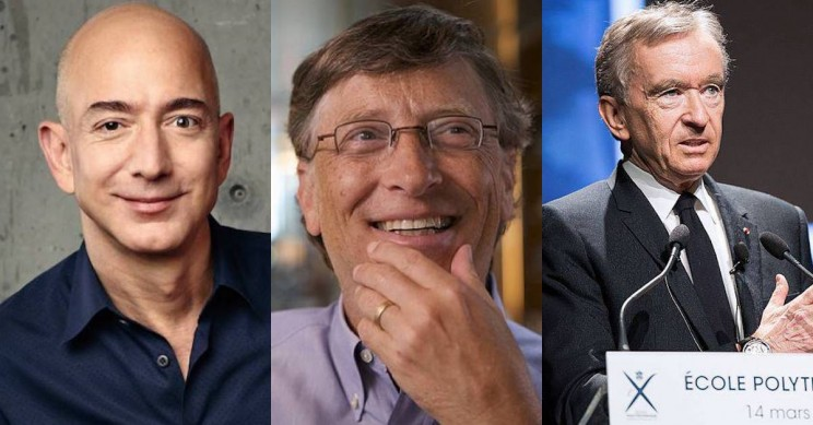 25 Richest Engineers in the World