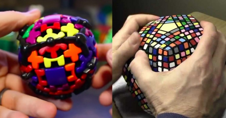 11 of the Oddest and Most Interesting Takes on Erno Rubik's Cube