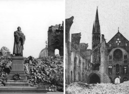 There's Still Hope: 9 Destroyed and Rebuilt Heritage Buildings in Europe