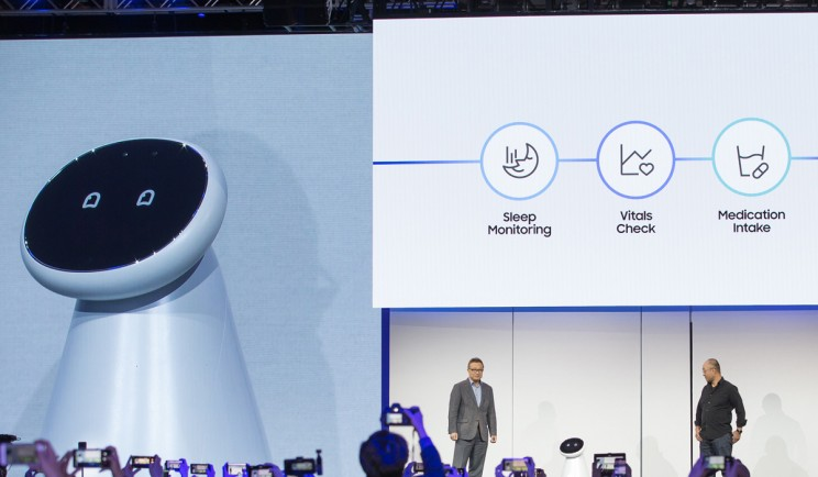 Samsung Unveils Personal Health Robot of the Future