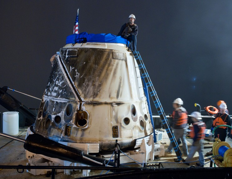 What Keeps Spaceships from Burning Up During Reentry ?
