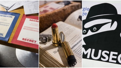20th Century's Spy Technologies at the World's First Spy Museum