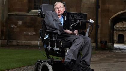 Stephen Hawking: Life of a Modern Day Genius