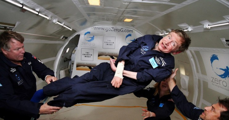 7 of Stephen Hawking's Most Provocative Moments