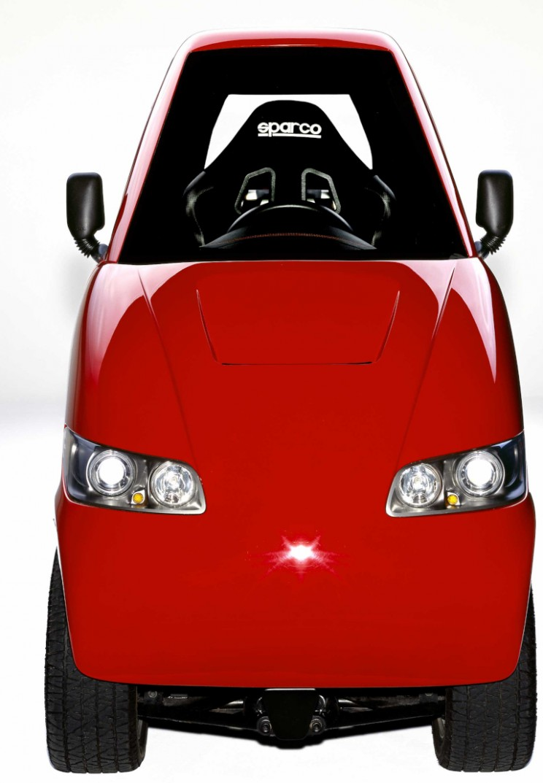 World's smallest cars Tango