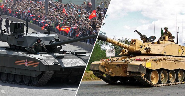 7 of the Best Tanks That You Wouldn't Want to Face in Battle