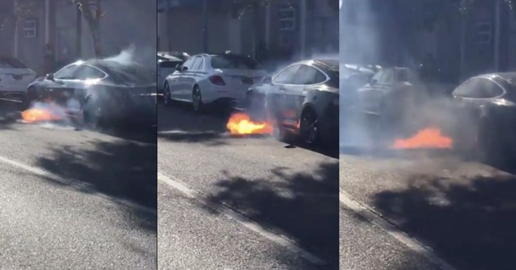 Investigation into Tesla Battery Fire Remains Hazy