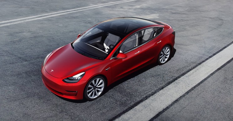 Tesla Model 3 Is Now Available Online Without Reservation in North America