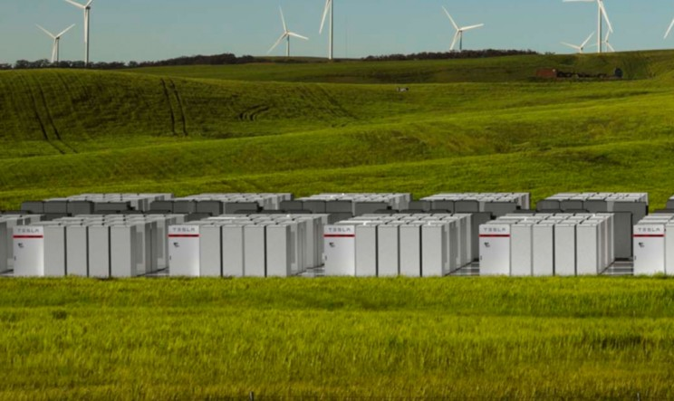 California Set to Build the World's Largest Battery System