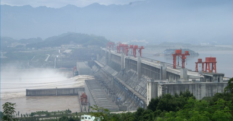 13 Facts About the Controversial Massive Chinese Dam That Slowed the Earth's Rotation