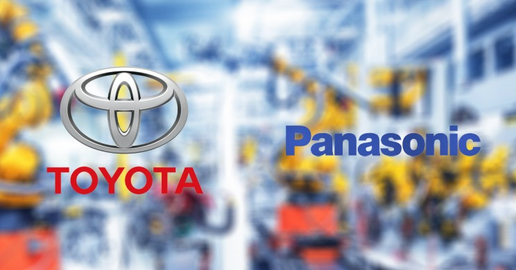 Toyota and Panasonic Join Forces to Make EV Batteries