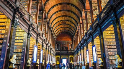 300 Year Old Library Houses Incredible Artifacts