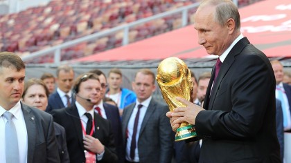 Scientists Predict World Cup 2018 Winner Using Machine Learning
