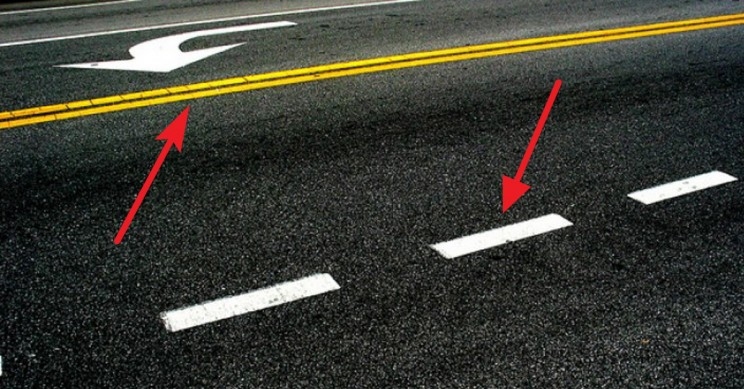 Yellow Curb Meaning >> The Interesting Reason Behind Why Some Road Lines Are White