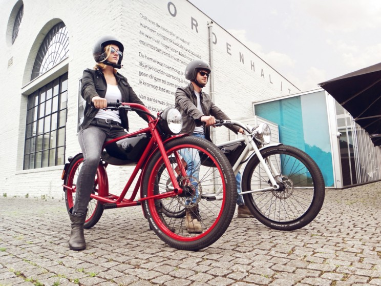 Motorman Electric Bike teams retro styling with the modern