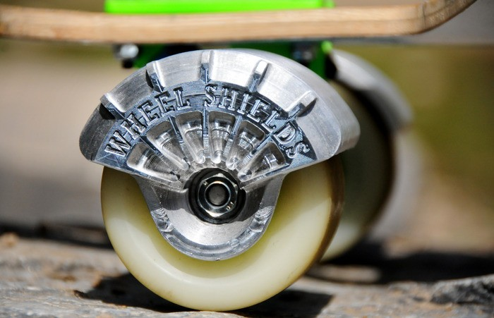 Wheel Shields - an Impressive Upgrade for Traditional Skateboards